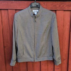 Women's Blazer Minimalist Nine & Co Size 12 Large